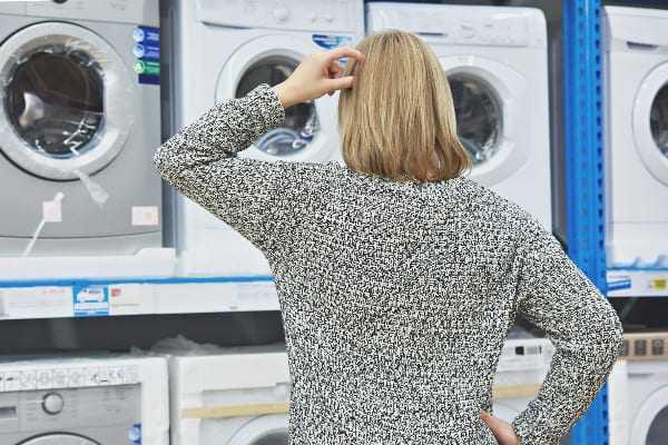 Как выбрать стиральную машинку